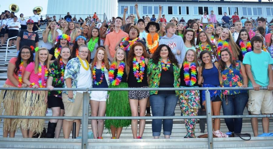 Student Section Announces Weekly Themes for Football ...