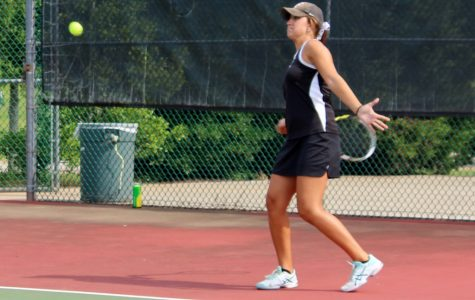 Girl's Tennis Rebounds, Plays Well in 4-3 Loss at Byrnes High School