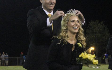Cornell Wins Homecoming Queen Crown; Yellow Jackets Rout Devildogs