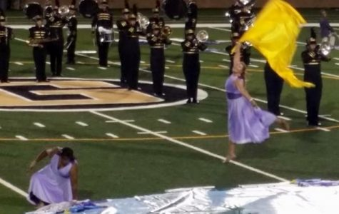 """Foster, Color Guard Help """"G-Force"""" to First Place at Gaffney"""
