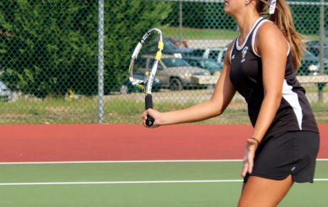 Yellow Jackets Fall to Aiken in First Round of Tennis Playoffs