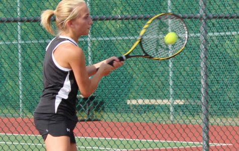 "Girl's Tennis ""Returns"" the Favor with 4-3 Win Over Powdersville"