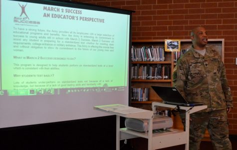 """U.S. Army Provides """"March 2 Success"""" Information for Faculty & Staff"""