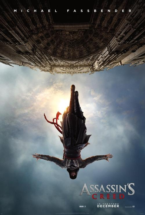 The+video+game+Assassin%27s+Creed+has+become+a+movie+and+was+released+in+December.