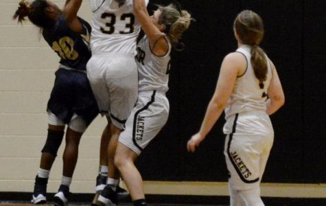 Yellow Jackets Get Region 2-AAAA Sweep of Union County