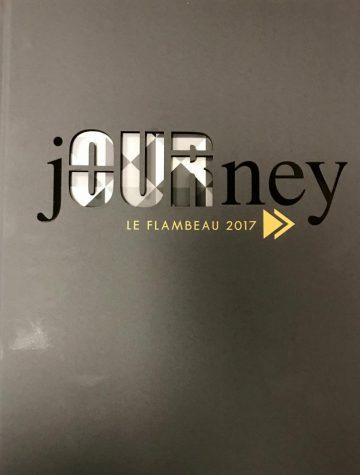 Greer High School Unveils 2017 Le Flambeau Yearbook