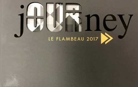 Greer High School Unveils 2017 Le Flambeau Yearbook