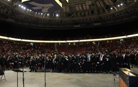 Greer High School Graduating Class of 2017 Receives Diplomas
