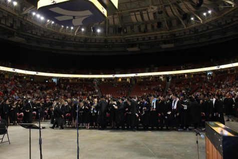 Greer High School Graduating Class of 2017 Receives Diplomas