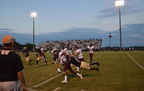 Jackets Dominate Field Against Woodruff