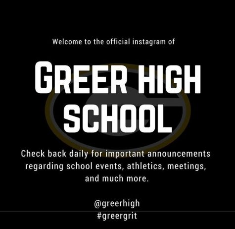 Technology Takes Over Greer High School
