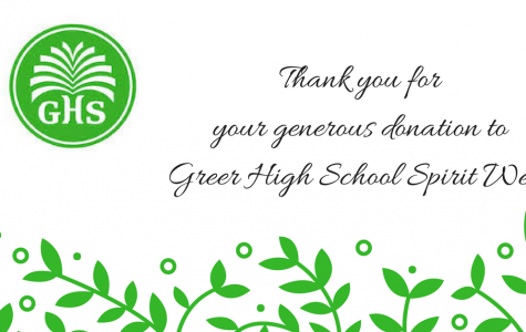 Thank You Greenville Health System!
