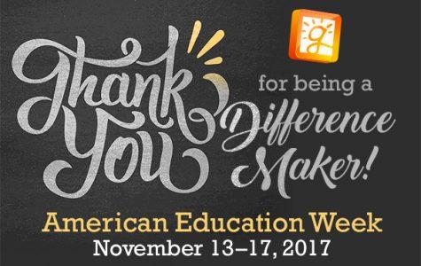 Greenville County Schools Celebrate American Education Week