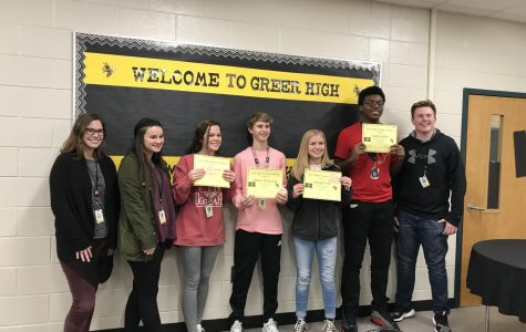 Freshmen Of The Month – December