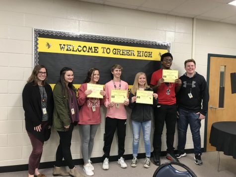 Greer High School French Club Discusses Upcoming Events