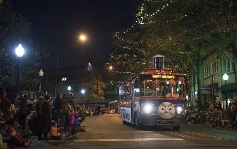 Greenville Christmas Parade