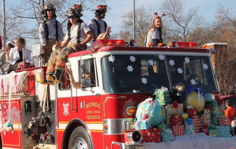 Greer Christmas Parade