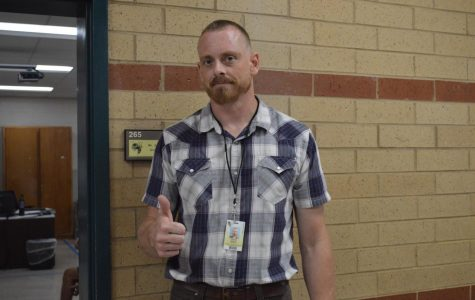 Staff Spotlight: Greer High's Very Own Travis Scott