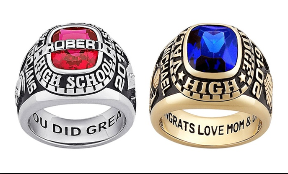 Junior Class Rings are for Sale