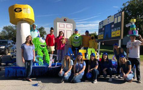 Greer High 2018 Homecoming