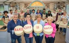 The Bake Off is Back