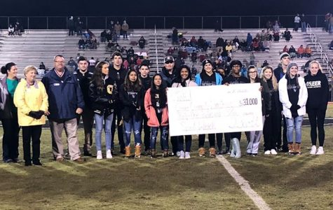 Greer Gives to The Community