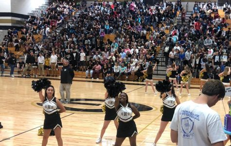 Greer Pep's up for a Win Over Berea