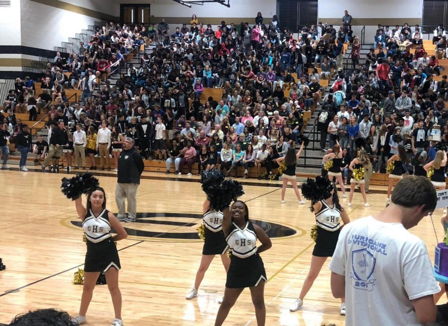 Greer Peps up for a Win Over Berea