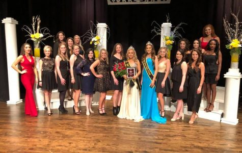 Miss GHS Prepares to Take the Crown