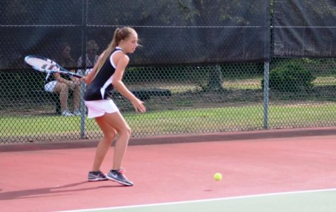 Hanna Henline: Causing a Racquet
