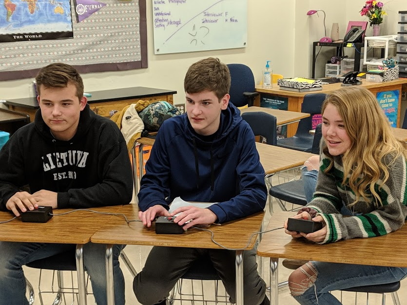 Academic Team: Buzzing Through the Southeast