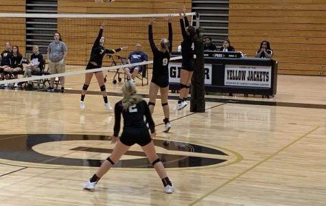 Volleyball Strikes Back Against Union