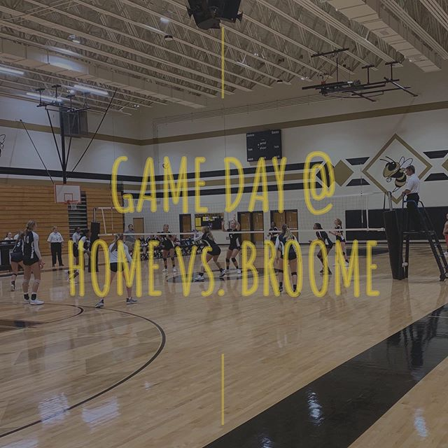 Lady Jackets Volleyball vs. Broome
