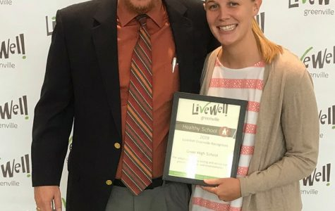 "Inspiring Fitness, Coach Barbare Wins ""LIVEWELL"" Award"
