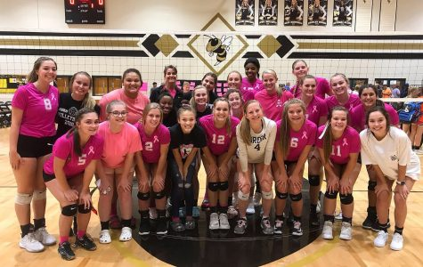 "Greer High Volleyball ""Sets"" Up For Successful Fundraiser"
