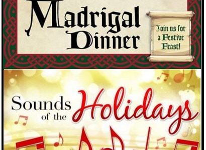 Voices of Greer High: Madrigal Dinner
