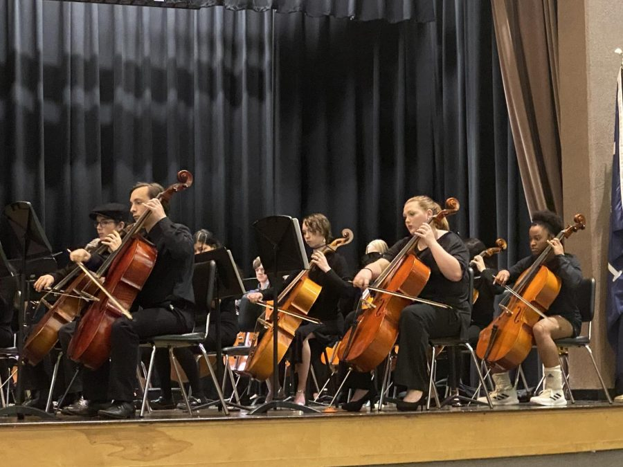Orchestra Concert: Musical Collaboration